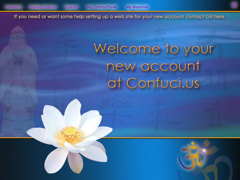 Welcome to Confuci.us